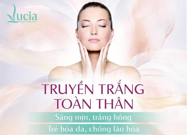 Spa tắm trắng uy tín và hiệu quả tốt nhất ở TPHCM