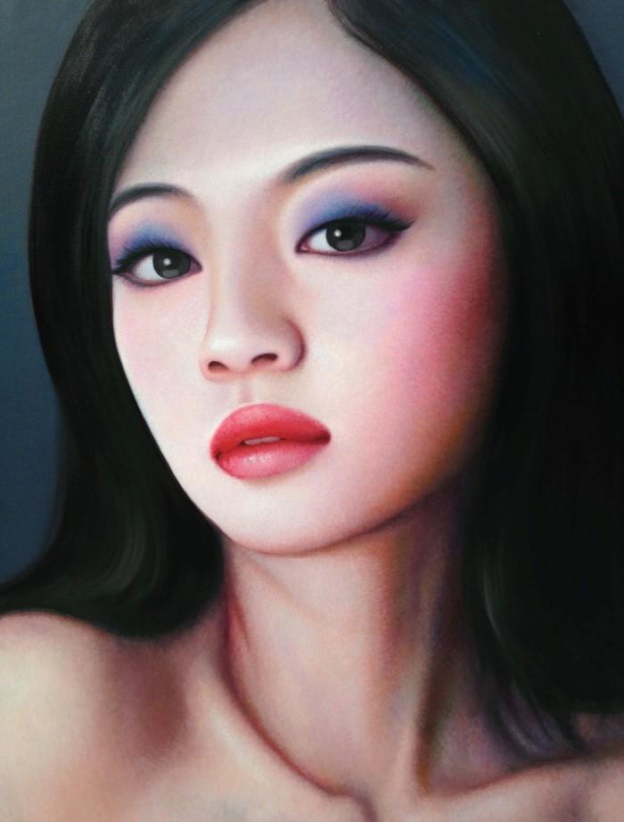 Пекинская девушка