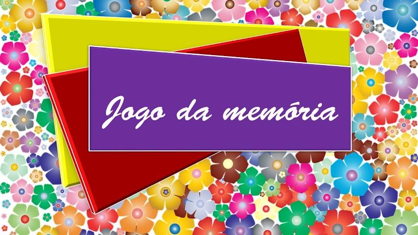 JOGOS EM POWERPOINT - JOGO DA MEMÓRIA TEMA - LENDAS FOLCLÓRICAS