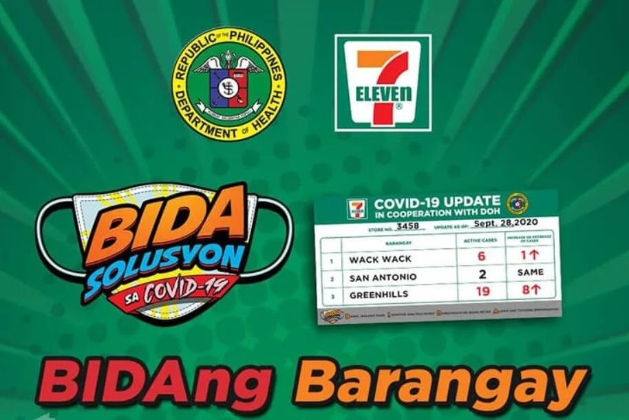 7-Eleven partners with DOH to tackle COVID-19 at the community level