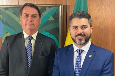 Assessor do senador Marcos Rogério no Senado é alvo da PF por associação ao tráfico