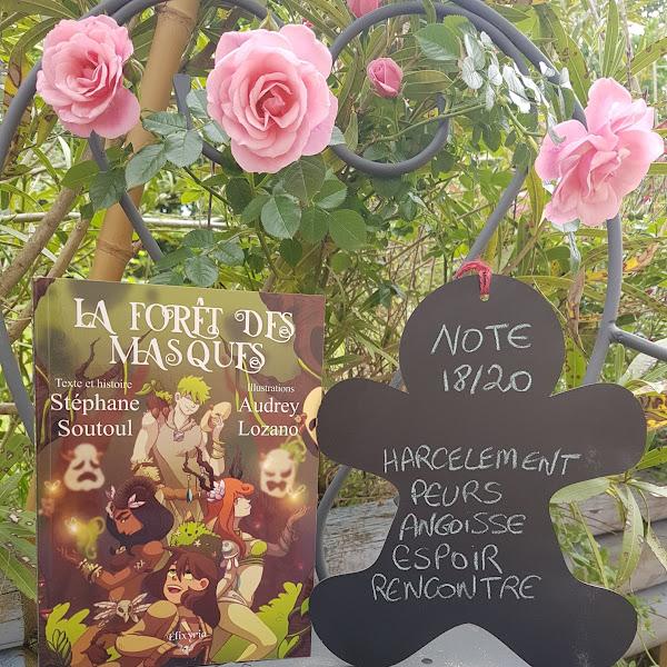 La Forêt des Masques de Stéphane Soutoul et Audrey Lozano