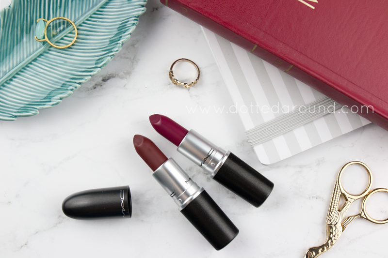 Mac lipstick it's a strike collection