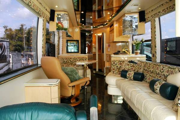 Detroit Diesel Series 60 >> Used RVs 2000 Prevost Featherlite Vantare Bus For Sale by ...