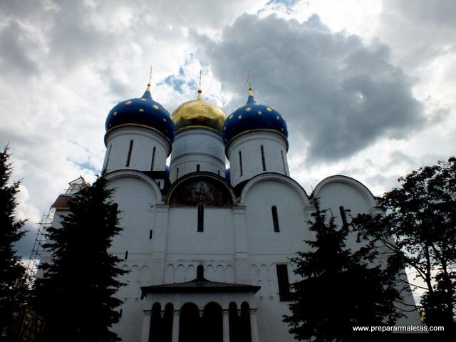 catedral sergiev posad