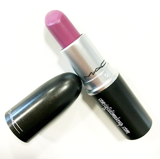 Review:Rossetto  Up The Amp - Mac Cosmetics