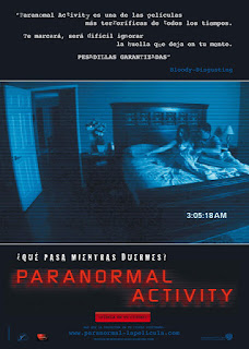 Cartel: Paranormal Activity (2007)