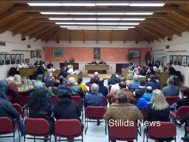 Τι ειπώθηκε στη συνεδρίαση της Τετάρτης στο Δημοτικό Συμβούλιο για το Κέντρο Υγείας Στυλίδας