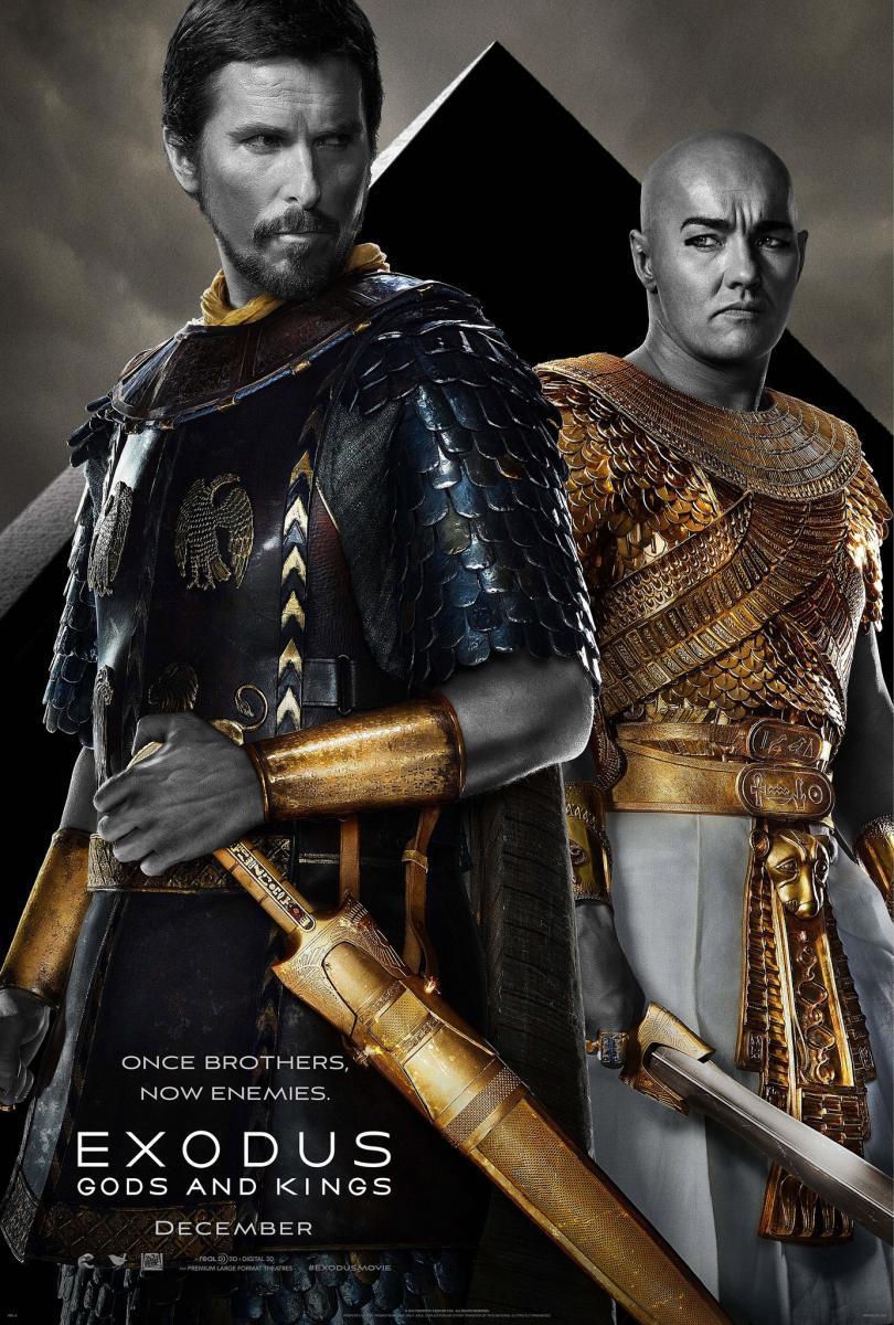 Download Exodus Gods and Kings (2014) Full Movie in Hindi Dual Audio BluRay 720p [1GB]