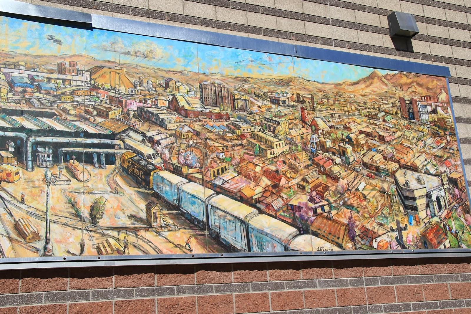 Travels with Twinkles: Albuquerque, Route 66 and Day of the Dead