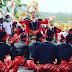 Warga Timpas Mlawang, Raih Juara 1 Pawai Klanival Tingkat Umum Kategori Penyaji Tradisi Terbaik