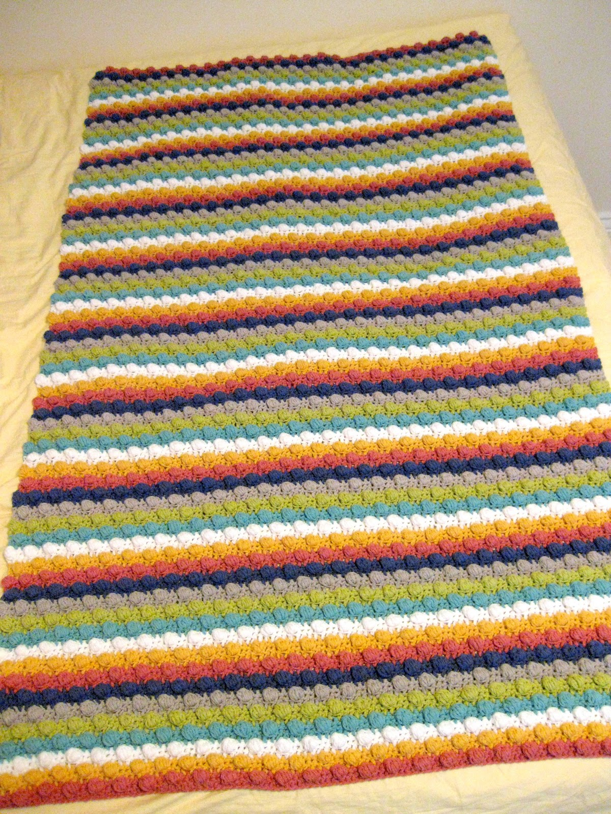 All things bright and beautiful bobble blanket 36 bobble blanket bankloansurffo Choice Image