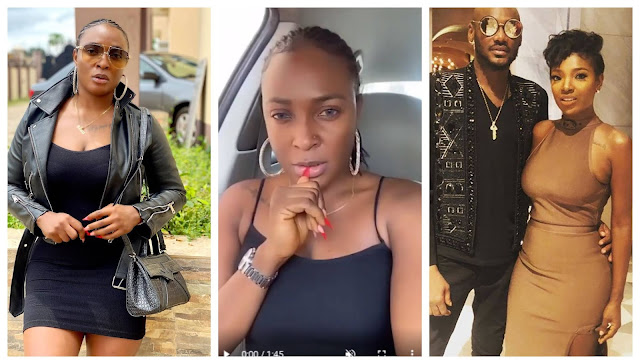 If Annie Idibia is truly fetish, 2Face Idibia will not be unfaithful. Fetish women put men inside bottle - Relationshp expert Blessing Okoro (Video)