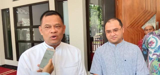 Soal Corona, Gatot Nurmantyo Heran di Negeri Mayoritas Muslim Digaungkan Phobia terhadap Masjid