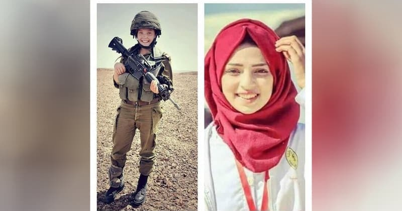 FAKE NEWS / Palestine Forever: No excuse for silence over Razan al-Najjar's death