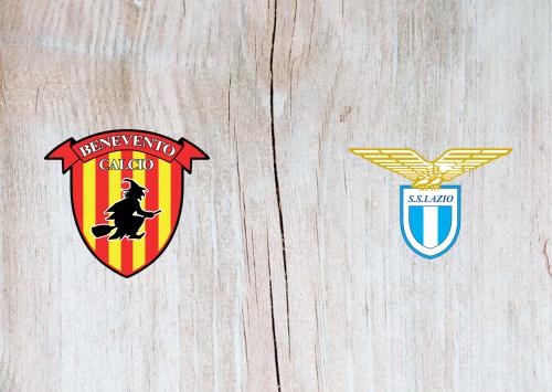 Benevento vs Lazio -Highlights 15 December 2020