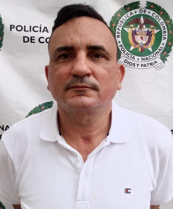 Capturado en Pivijay por el delito desaparición forzada agravada