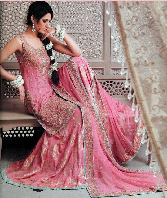 Crazy Girls Style: New Trends In The Pakistani Wedding Dresses