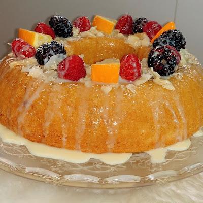 مقادير الكيكة العادية