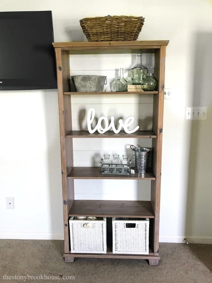 Bookshelf before 2