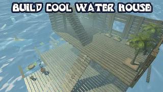 تحميل لعبة وحيد في المحيط raft  للكمبيوتر والايفون والاندرويد اخر اصدار مجانا