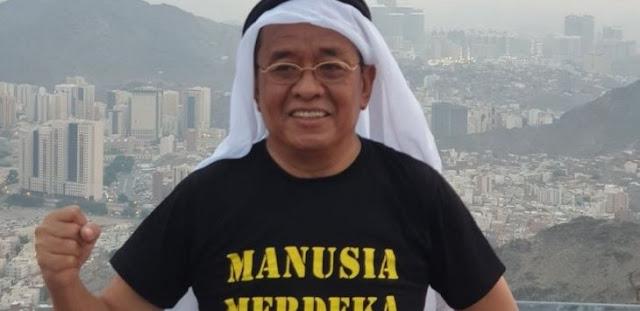 Polisi Periksa Warga Gegara Humor Gus Dur, Said Didu ke Hinca Pandjaitan: Siap-siaplah Dipanggil
