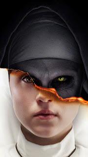 The Nun Mobile HD Wallpaper