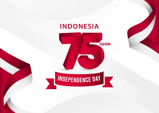 Indonesian Independence Day New Banner for Facebook 2020