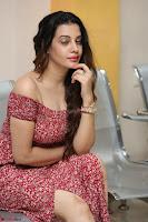Diksha Panth in a Deep neck Short dress at Maya Mall pre release function ~ Celebrities Exclusive Galleries 024.JPG