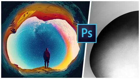 Photoshop CC Selection & Masking techniques