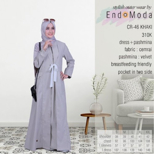 Endomoda CR 46