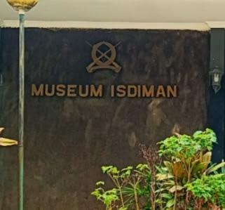 Museum Isdiman di palagan ambarawa