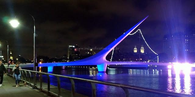 Puente de La Mujer - Argentina