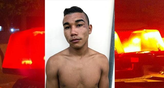 Após investigação mais um foragido é recaptura pela polícia em Ourém