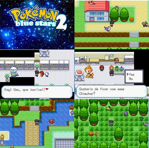 Pokemon Blue Stars 2 ROM Download