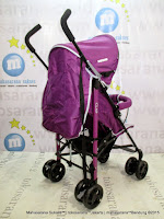 BabyDoes CH204 Clap Buggy Baby Stroller