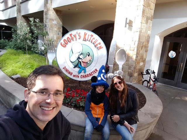 Goofy's Kitchen, na California