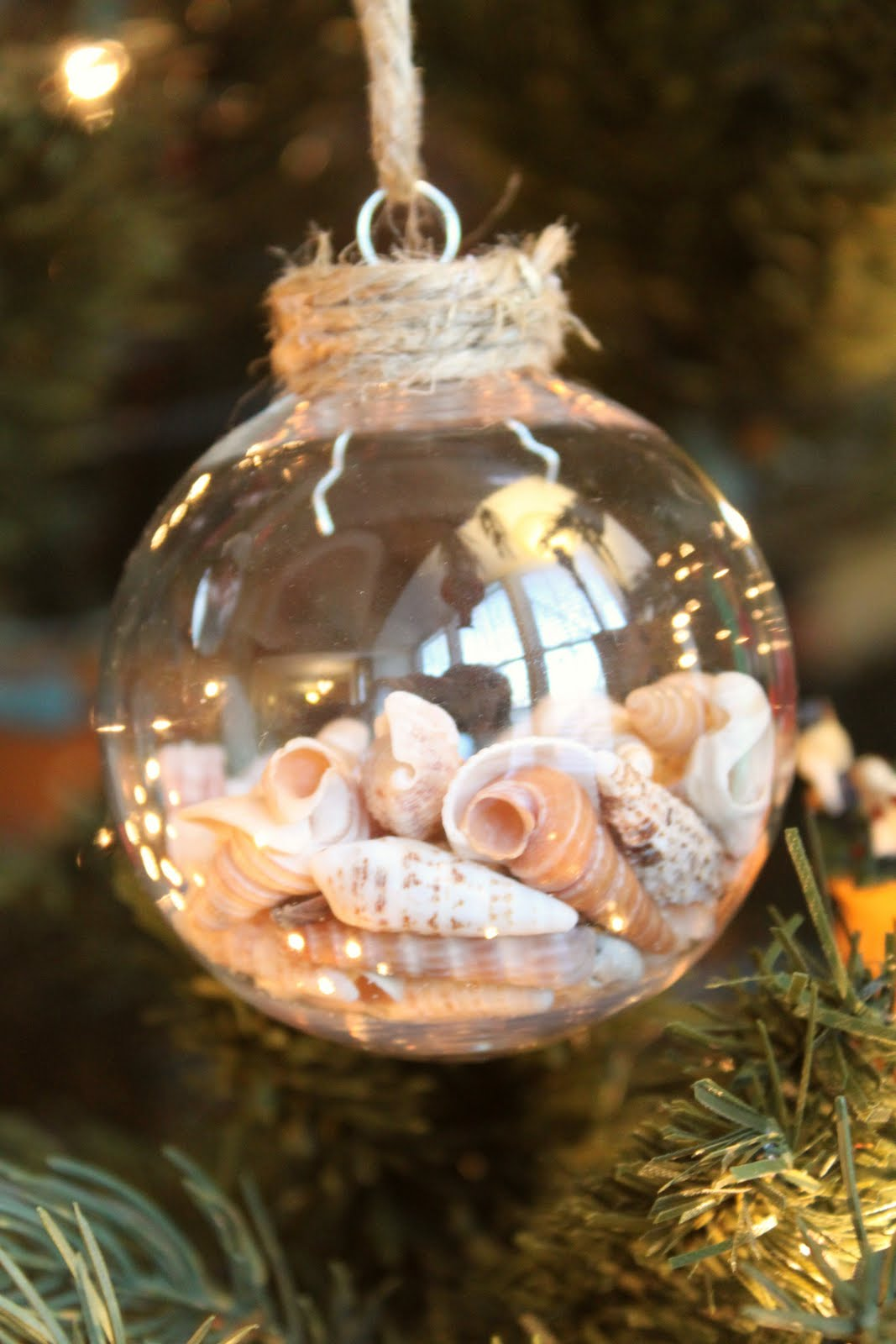 How to make your own Seashells Ornaments - Busy Kids Happy ...