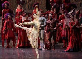 Domani potrete ascoltare l'intervista a Martina Arduino, giovane ballerina del Teatro alla Scala di Milano