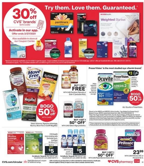 CVS Weekly Ad Preview 3/14-3/20