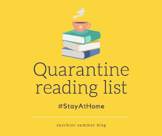 Books to read while in the coronavirus quarantine