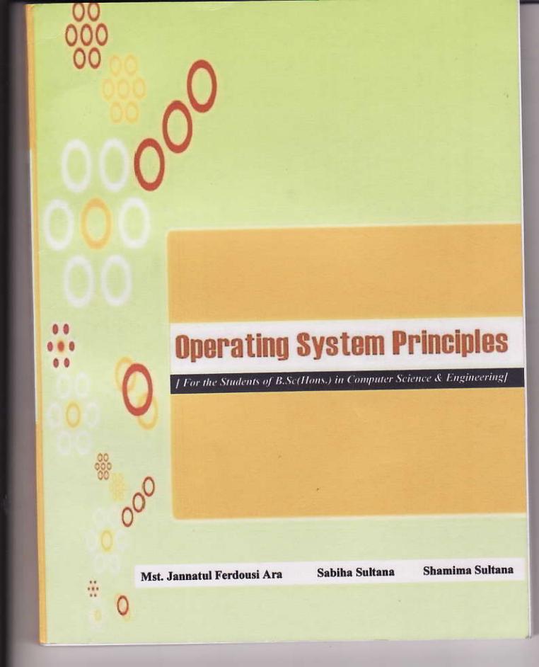 Schaum Outline Operating Systems Pdf