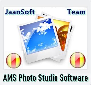 AMS Photo Studio Software 2021