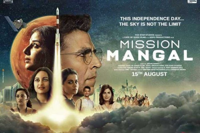 Download Mission Mangal (2019) Movie in Full HD Dual Audio 720p 1080p DVD SCR
