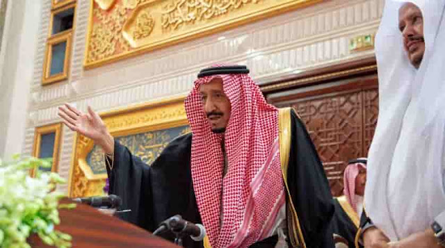 Saudi Arabia's King Salman orders 10 Million US Dollars to World Health Organization (WHO) to fight against Coronavirus