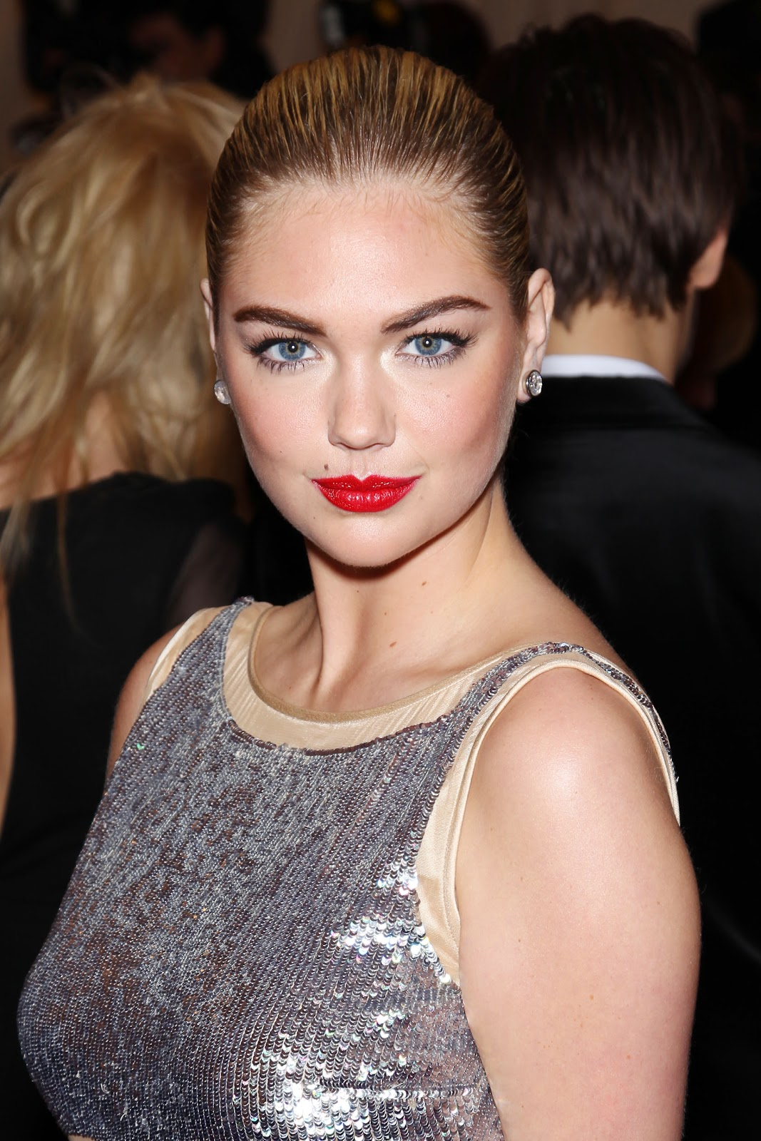 Kate Upton ♥ MET Gala 2012 HQ