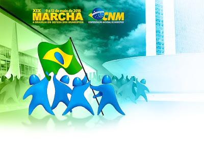 Marcha a Brasília em Defesa dos Municípios