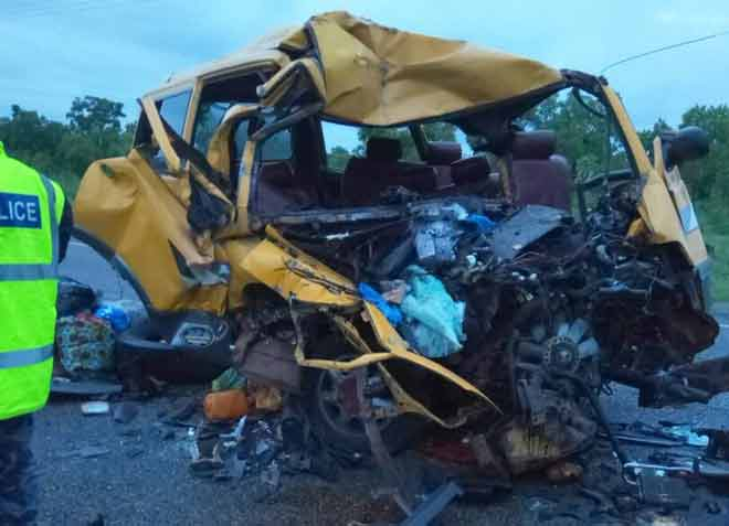 11 die in accident on Bole-Bamboi road