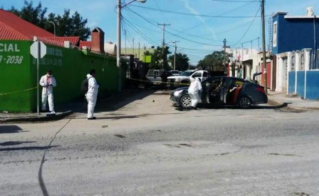 """Puro """"Pelochas"""" decían Fuerzas Federales tampoco perdonan y se """"aterrizan a cuatro sicarios en Reynosa"""
