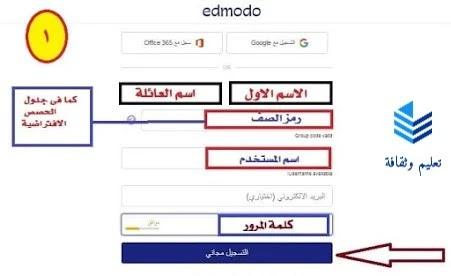 ادمودو edmodo | ماهى منصة ادمودو التعليمية .. خطوات التسجيل فى منصة التعليم عن بعد edmodo